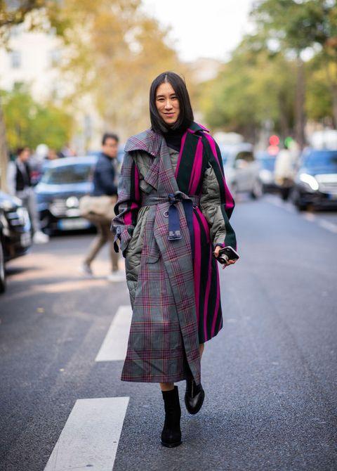 fashion week streetstyle 2019/2020 ready to wear fall/winter autumn/winter london milaan new york parijs