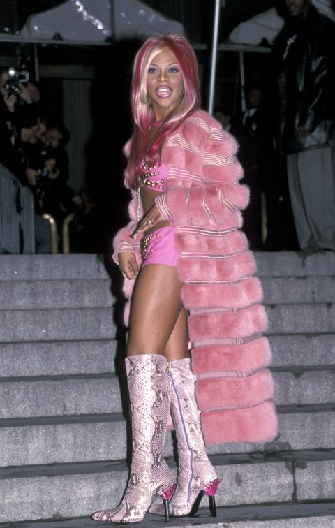 lil kim fashion