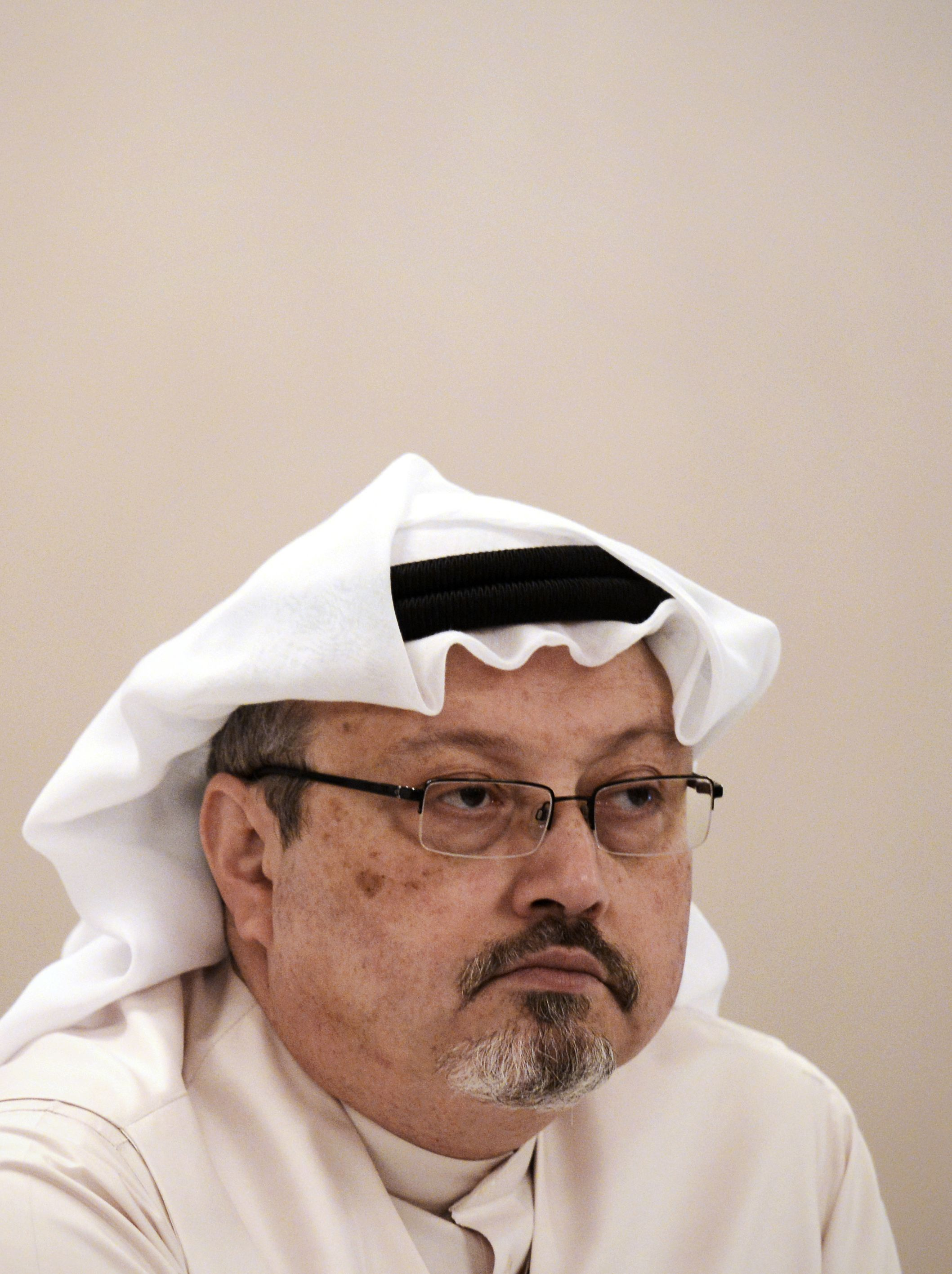 The Washington Post 's Jamal Khashoggi was killed inside Saudi Arabia's consulate in Istanbul in October 2018. The CIA determined that Mohammed bin Salman, Crown Prince of Saudi Arabia, ordered Khashoggi's assassination.