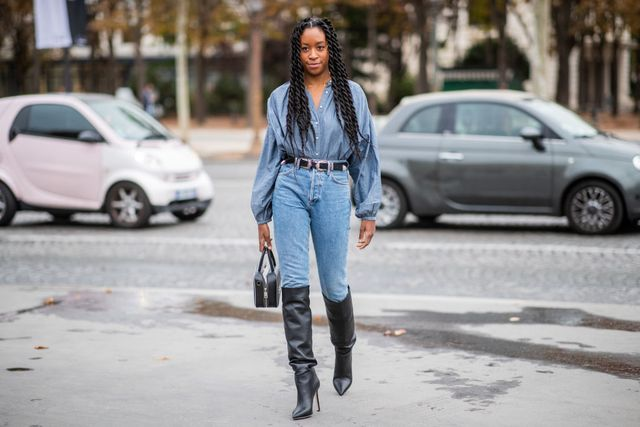 How To Shrink Jeans, According To VP Of Women's Design At Levi's