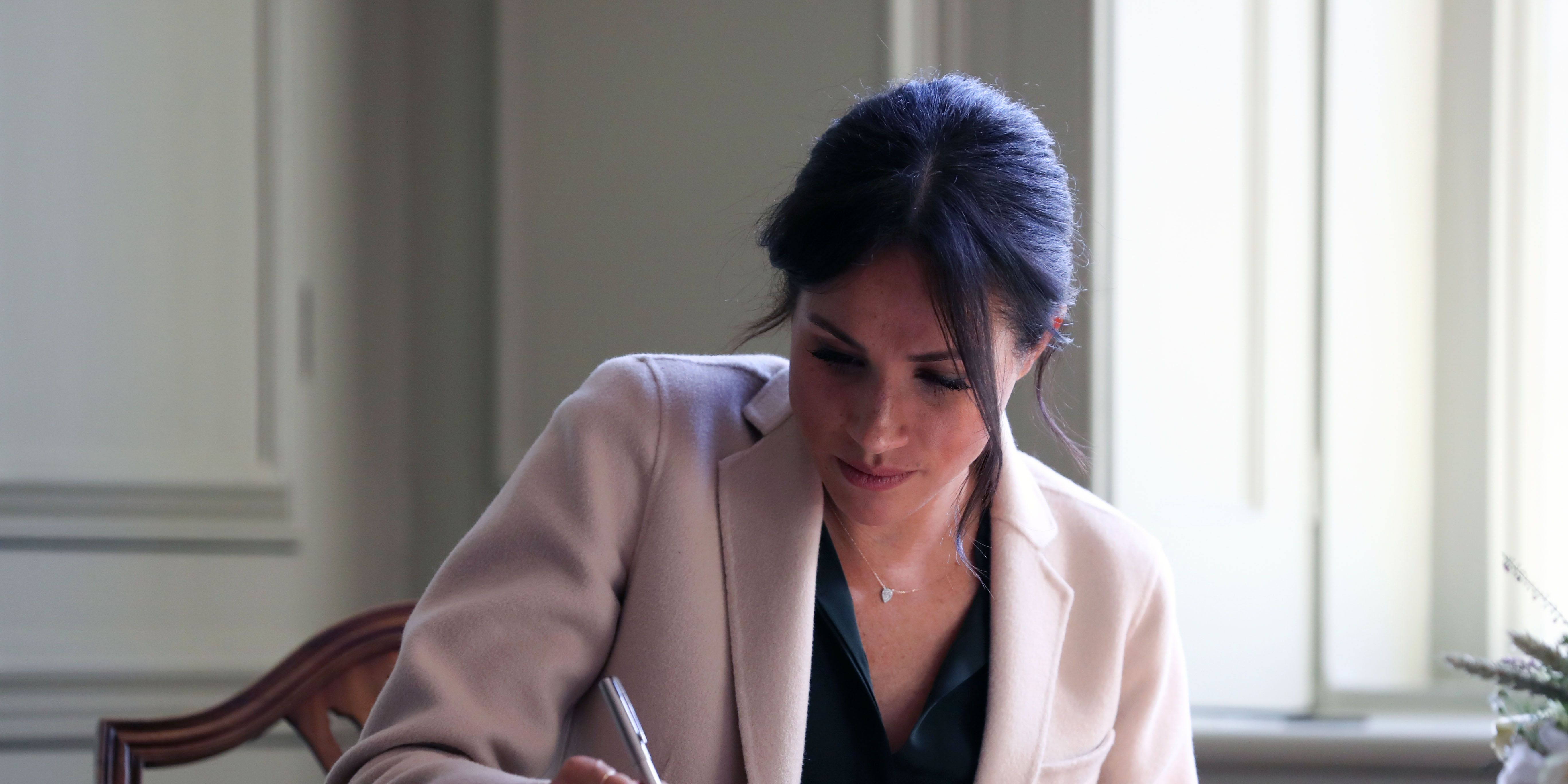 The Duke & Duchess Of Sussex Visit Sussex