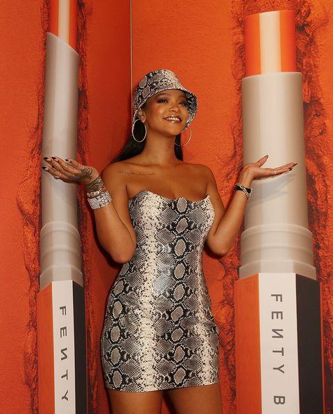 Fenty Beauty By Rihanna Anniversary Event - Rihanna