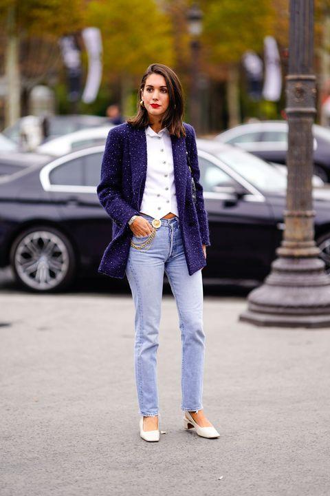 design innovativo eb1b3 a2bb5 Jeans Moda 2019: 10 modelli di jeans tendenza e very 80s