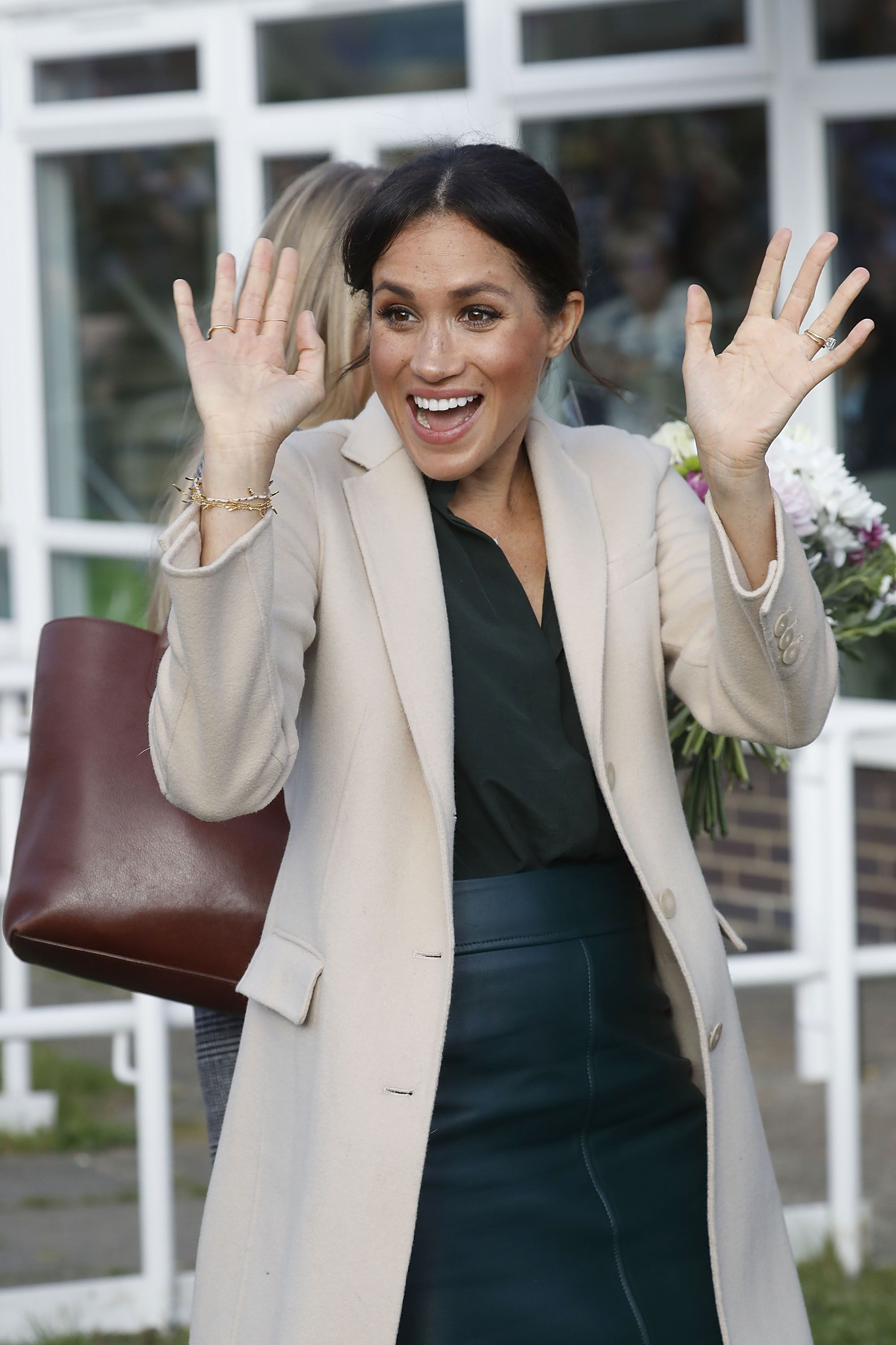 e28517093b Meghan Markle Once Threw A  Sayonara Zara  Party And Maybe We ll Be Able To  Do That One Day Too