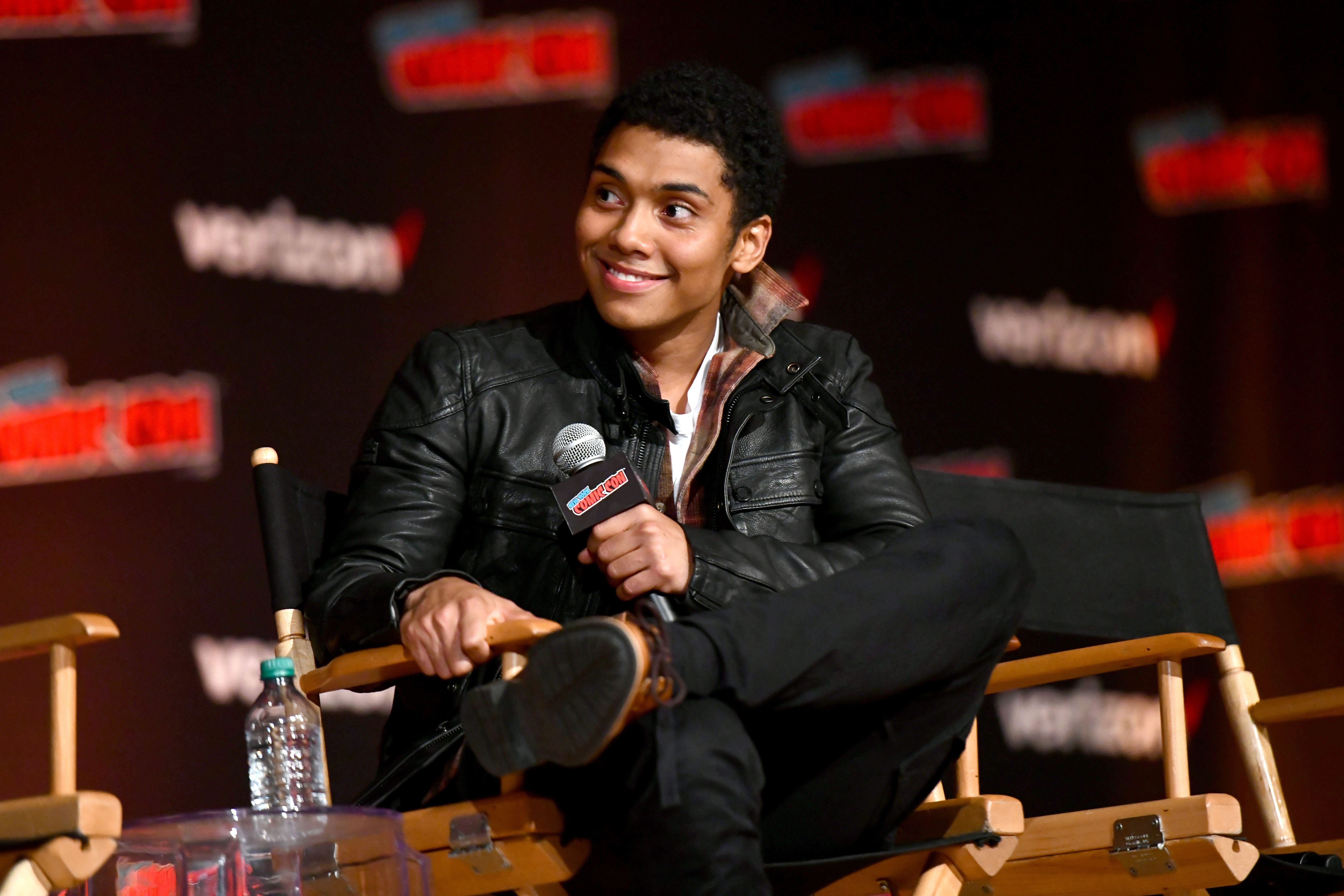 Chance Perdomo Was Also Up For the Role of Jughead But there are no hard feelings—the British cutie later landed a lead role in Netflix's Chilling Adventures of Sabrina as Sabrina's cousin and pansexual prince Ambrose Spellman. Keeping it all in the Archie Comics universe, people.