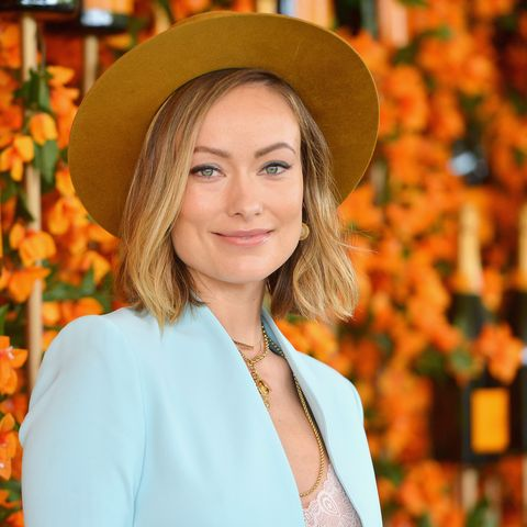 Olivia Wilde Shares Double Cleansing