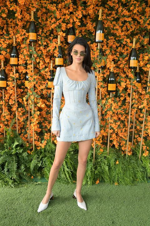 Kendall Jenner best outfits style guide elle uk