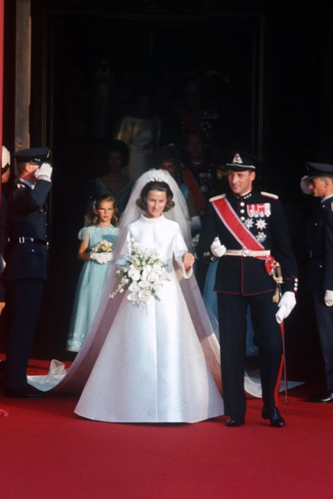 2378b92e040 The Best Royal Wedding Dresses of the Last 70 Years - Royal Wedding ...
