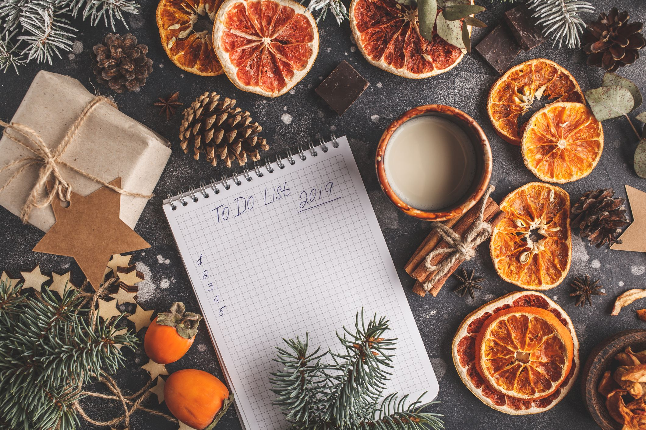 A complete Christmas to do list to get you organised this year