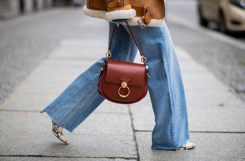 wide leg jeans - jean styles