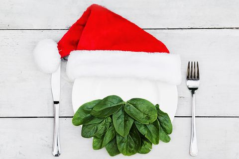 healthiest foods at xmas