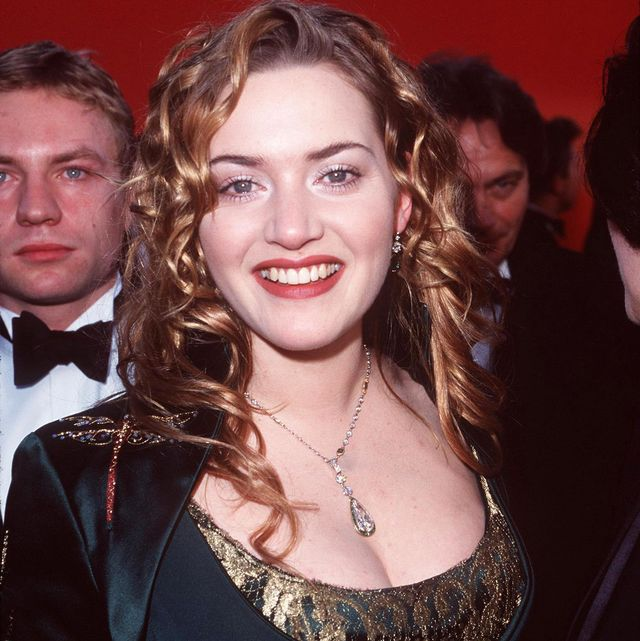 kate winslet during the 70th annual academy awards   red carpet at shrine auditorium in los angeles, california, united states photo by sgranitzwireimage