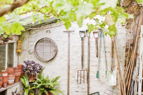 elle decor best garden sheds