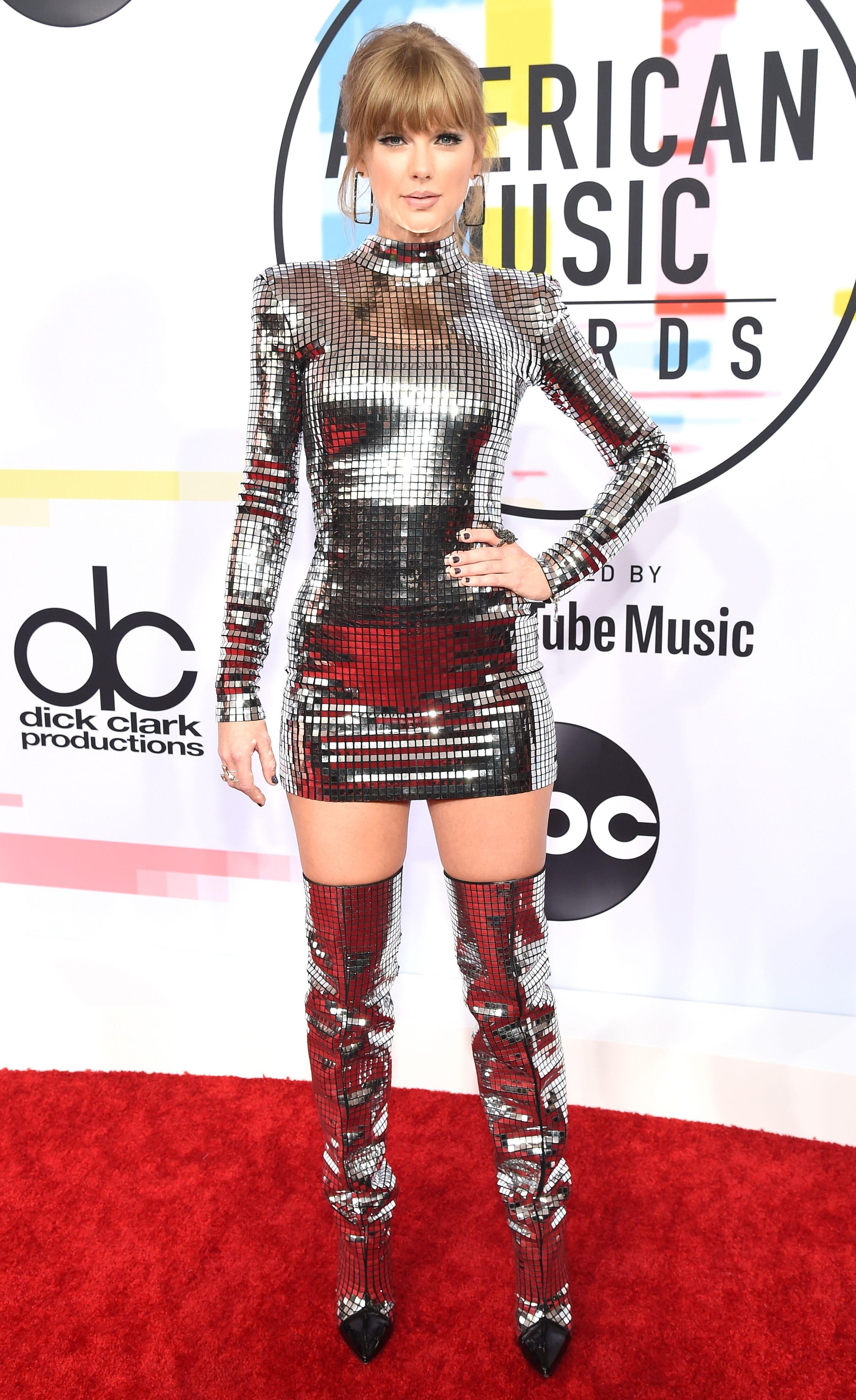 AMAs American Music Awards テイラー・スウィフト