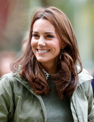 The Duchess Of Cambridge Visits Sayers Croft Forest School