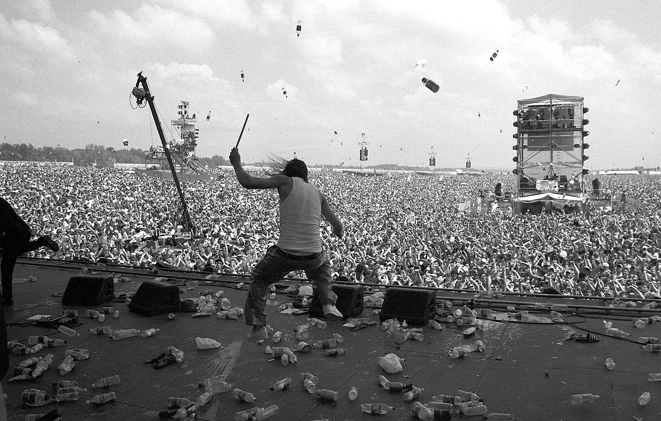 I Was at Woodstock '99, and Yes, Everyone Was That Angry