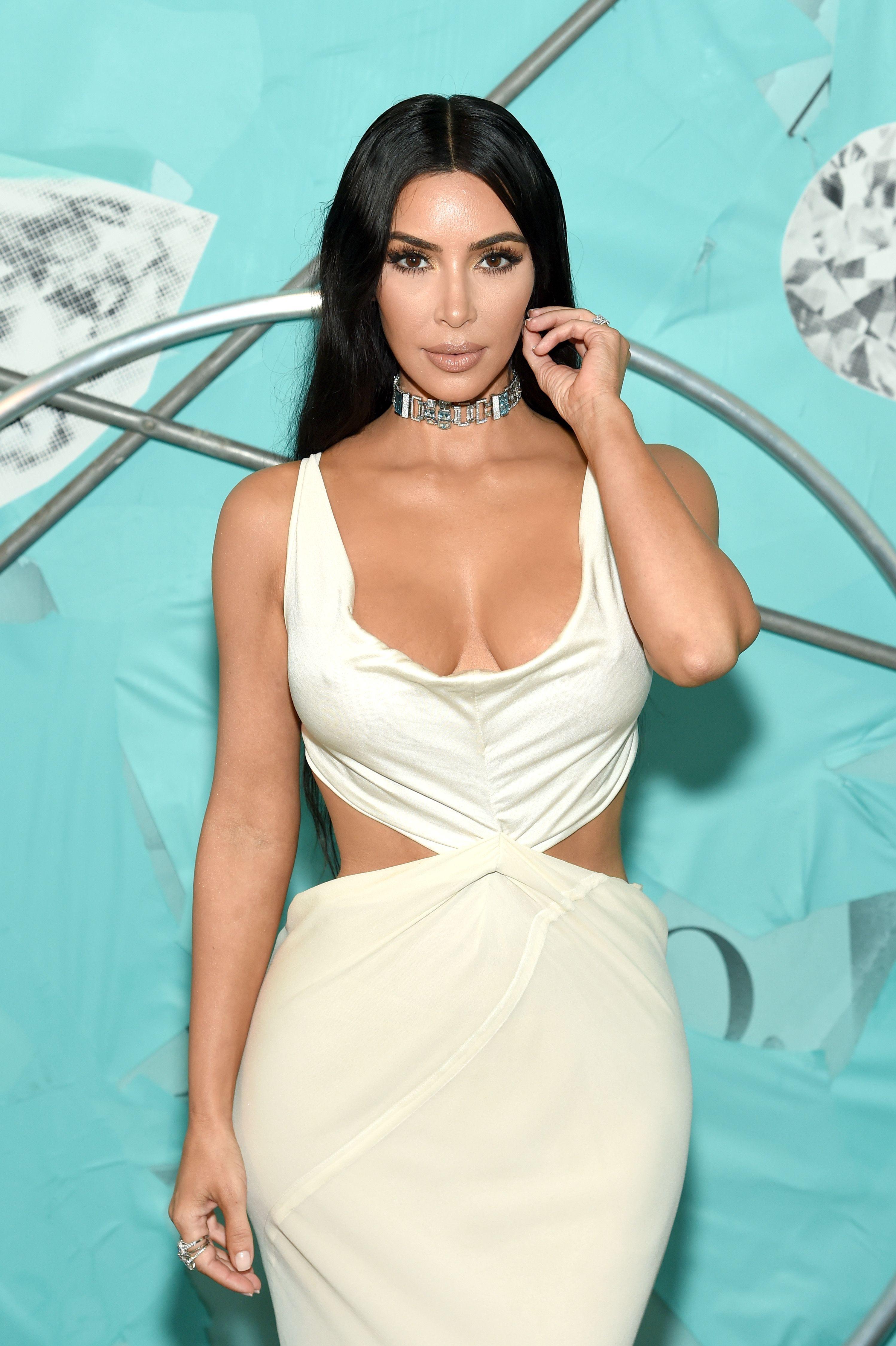 Kim Kardashian Shows Off Five Additional Fridges Following Restaurant-Size Kitchen Video