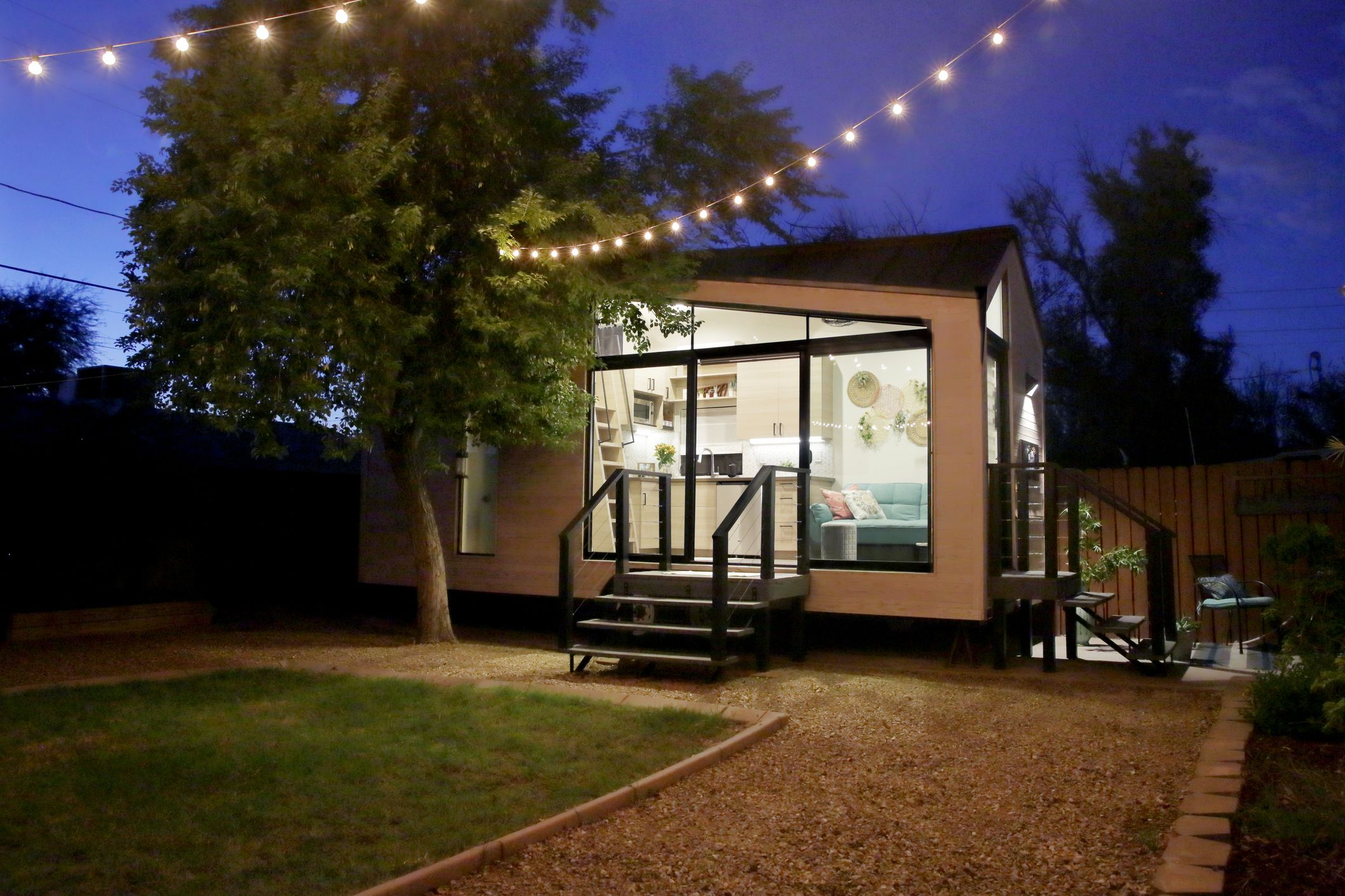 This Company Wants to Build an Entire Studio Apartment in Your Backyard For You to Rent Out