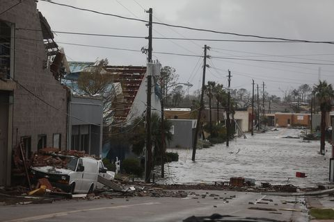 Hurricane Michael Path Hurricane Michael Headed For