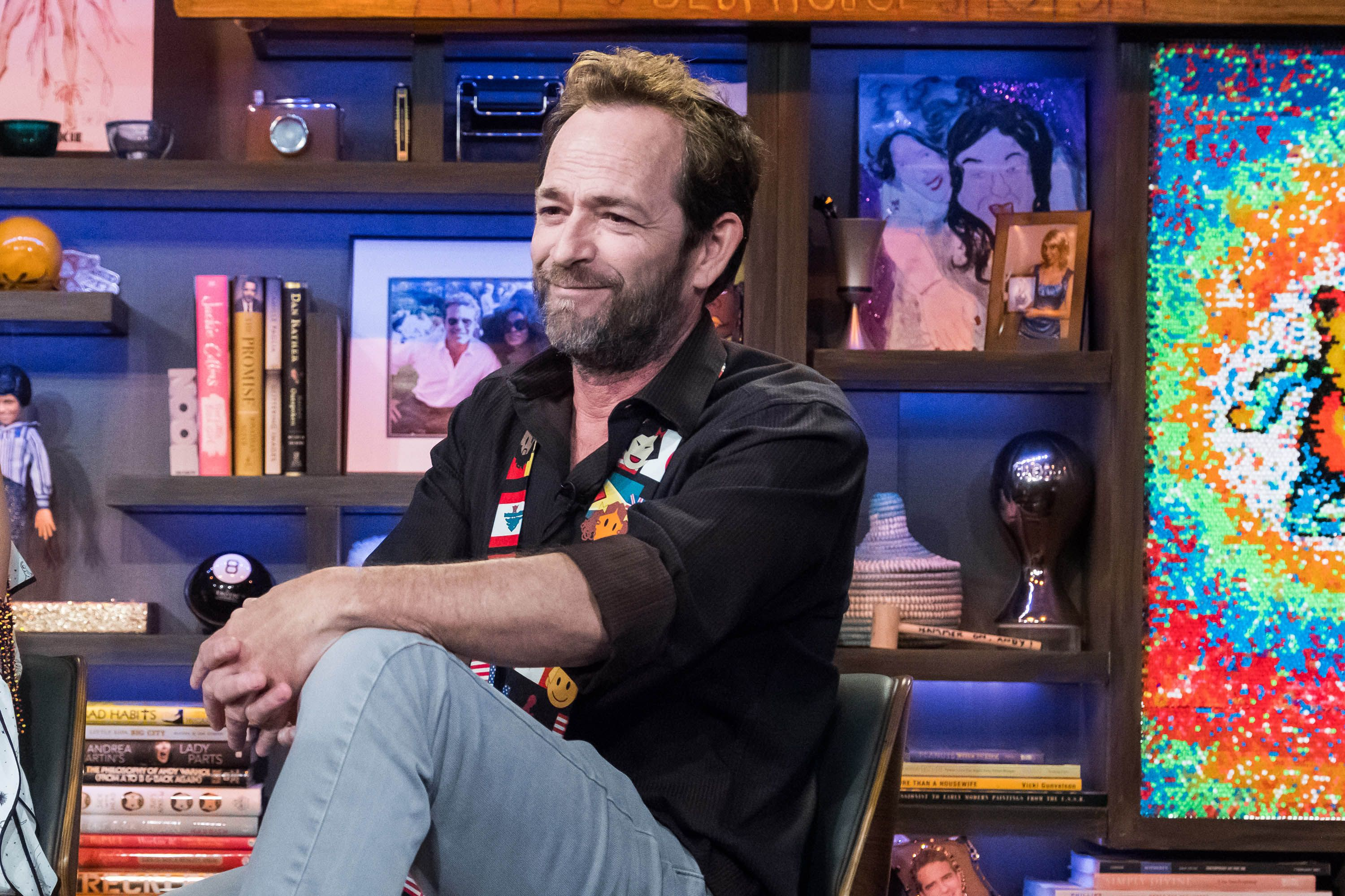 Luke Perry Died at 52 Following a Stroke