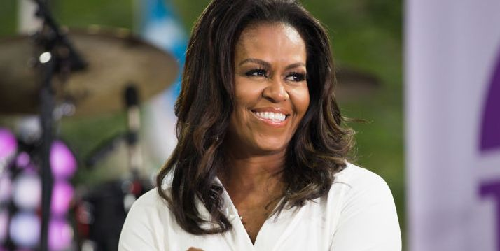 This skincare ingredient is the secret weapon for Michelle Obama's glowing skin