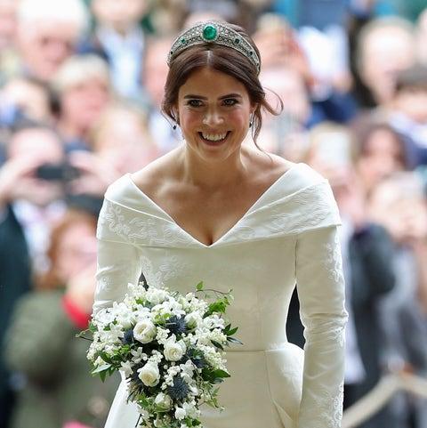 princesa eugenia boda
