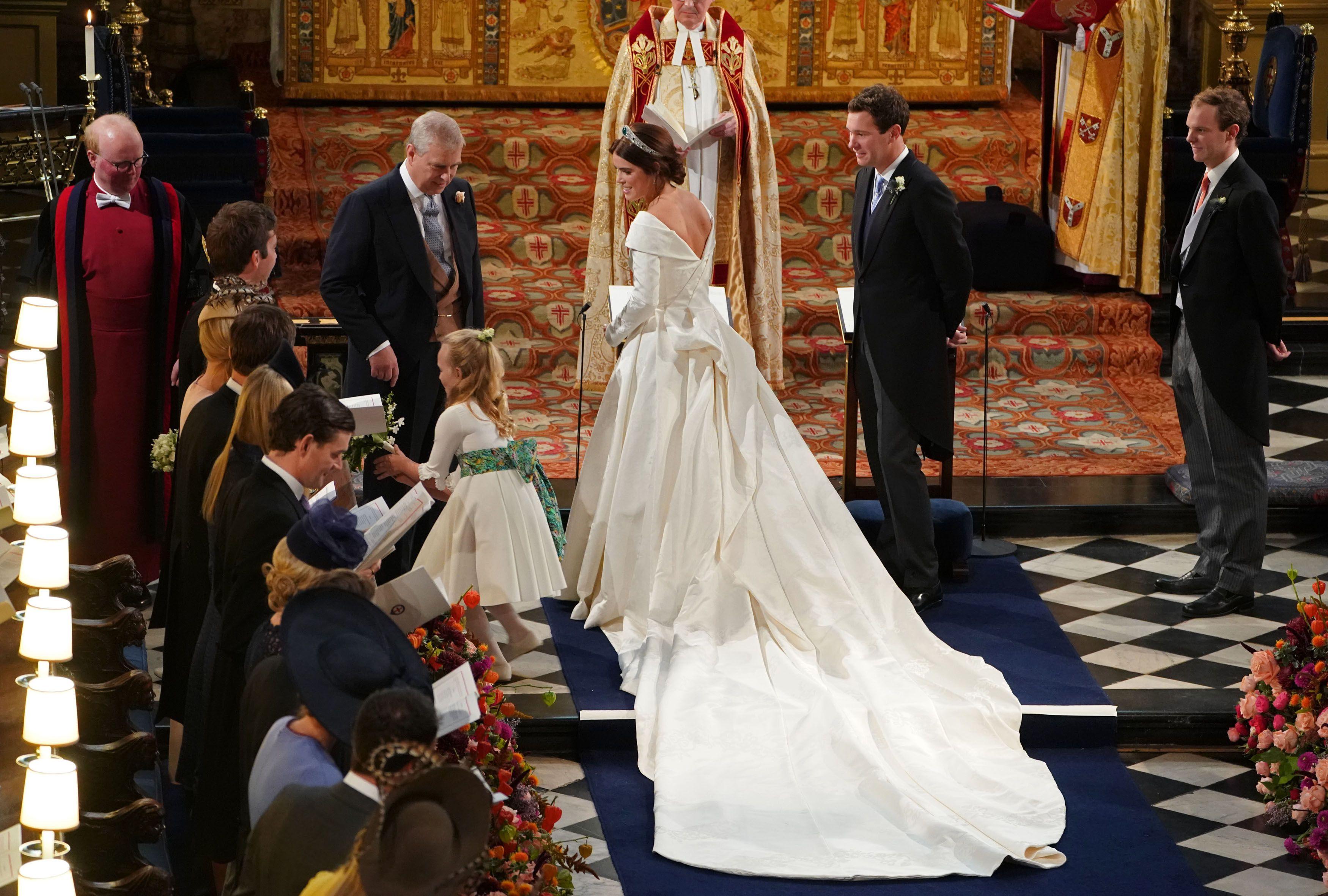 Who Is Peter Pilotto Meet Princess Eugenie S Wedding Dress Designer