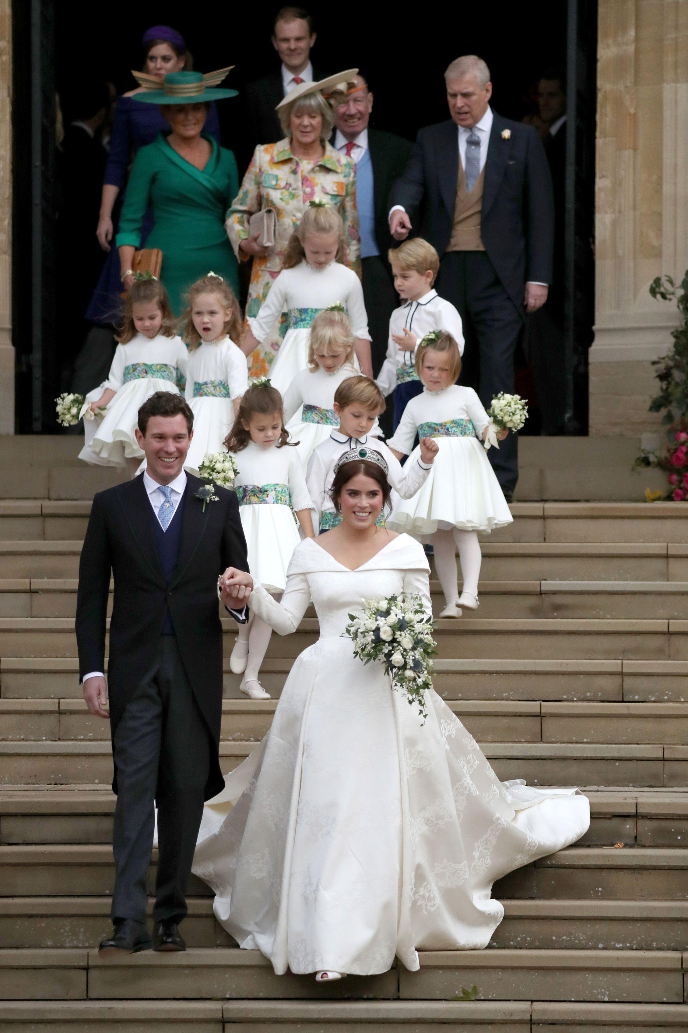 Prinses Eugenie's bruiloft: alles wat je wil weten