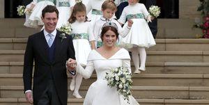 prinses eugenie bruiloft