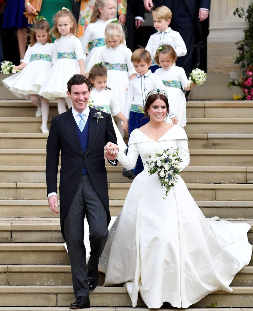 The Best Photos From Princess Eugenie