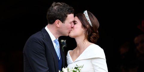 Photograph, Ceremony, Bride, Facial expression, Wedding, Event, Marriage, Dress, Wedding dress, Formal wear,