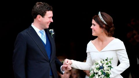 Ceremony, Formal wear, Event, Dress, Wedding, Wedding dress, Bride, Gown, Suit, Marriage,