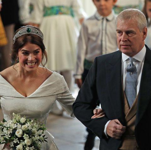 Wedding dress, Photograph, Facial expression, Marriage, Bridal clothing, Veil, Bride, Event, Ceremony, Wedding,