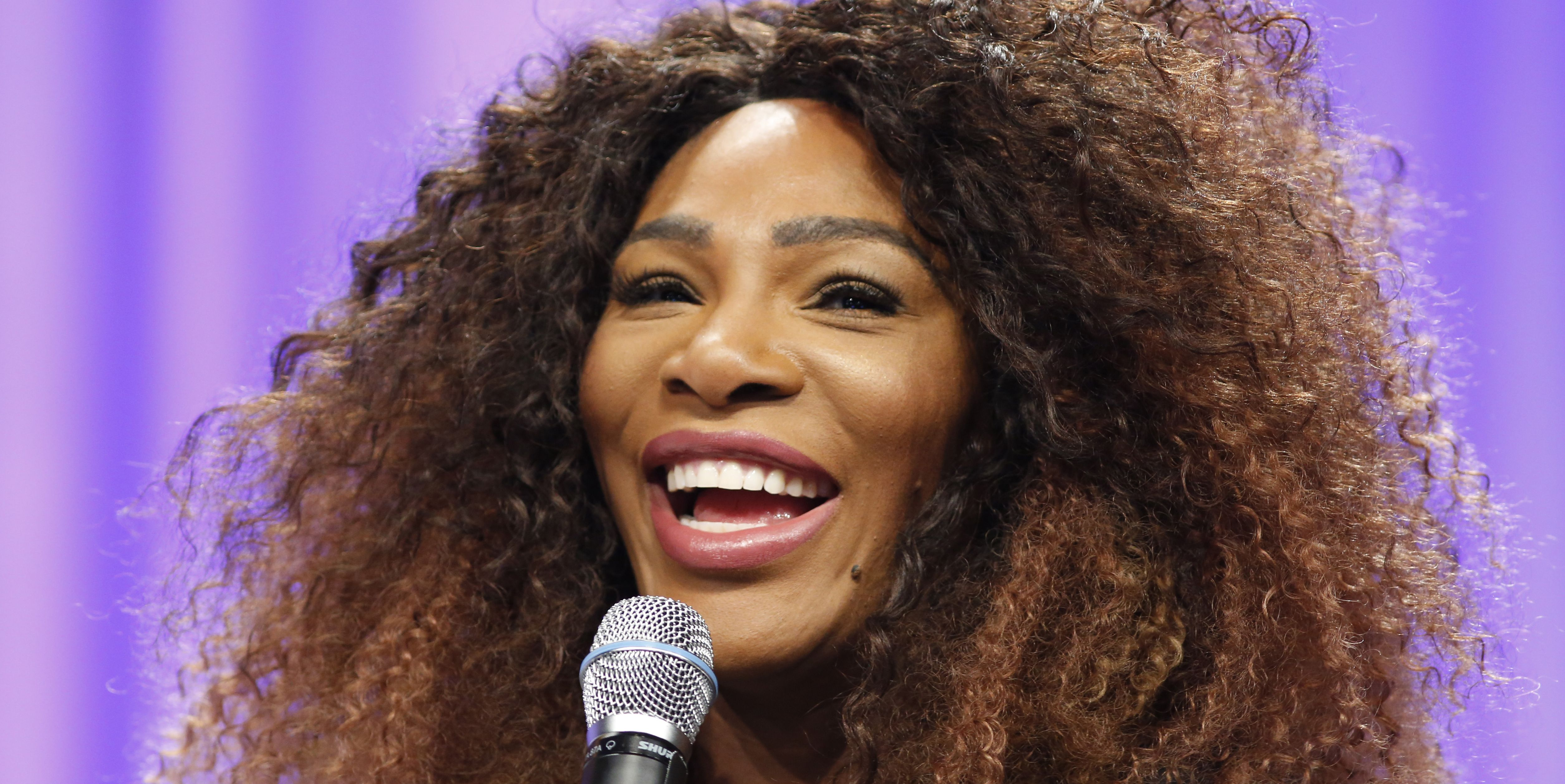 Serena Williams Made ANOTHER Surprise Cameo on 'Lip Sync Battle' with Andy Roddick
