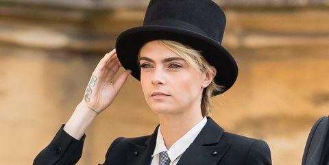 Clothing, Hat, Fedora, Suit, Fashion accessory, Headgear, Fashion, Street fashion, Formal wear, Outerwear,