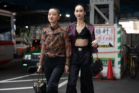 Street Style - Amazon Fashion Week TOKYO 2019 S/S