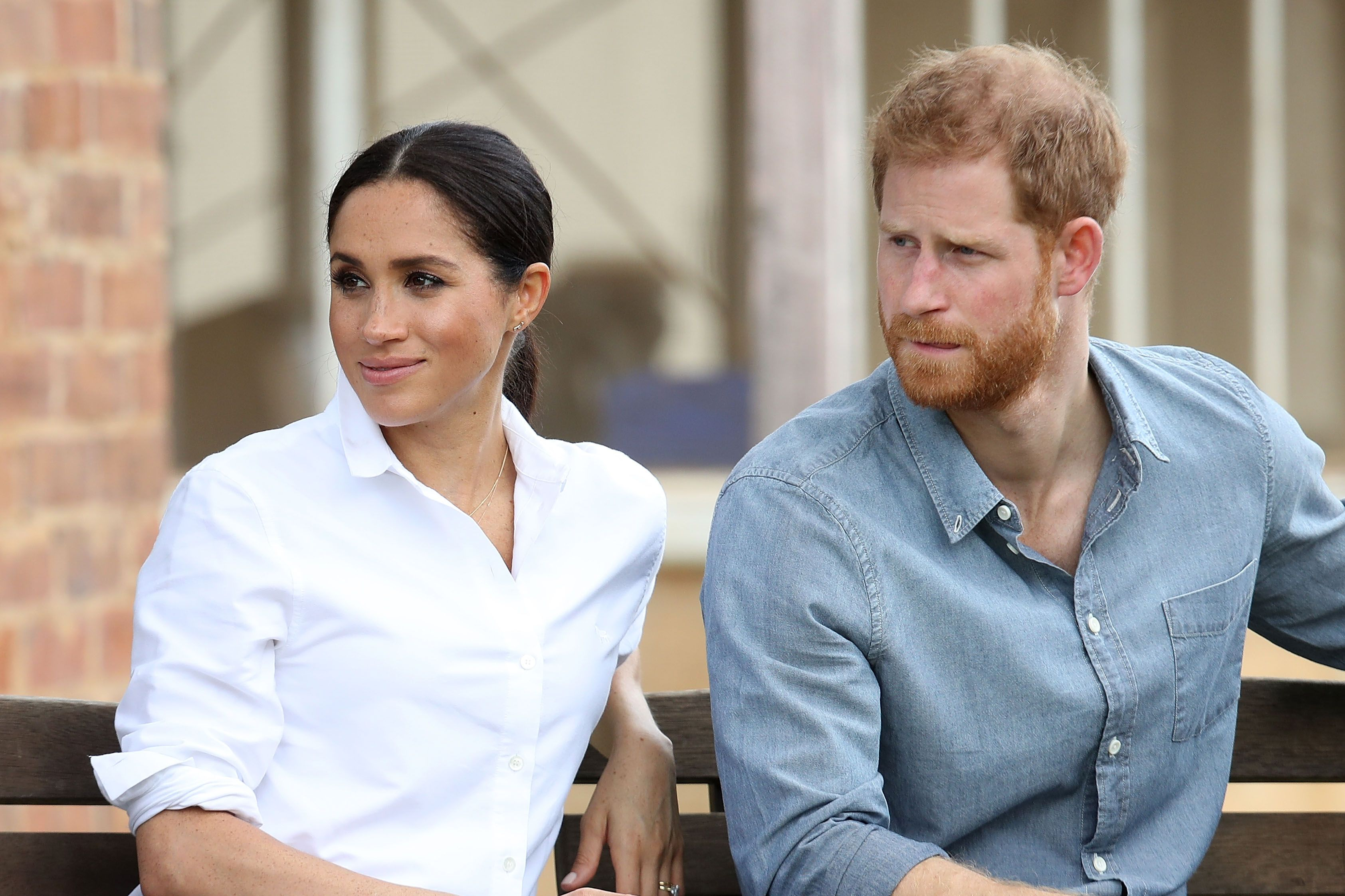 Meghan Markle And Prince Harry visit Australia