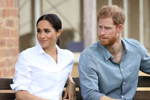 Meghan Markle And Prince Harry visit Australia