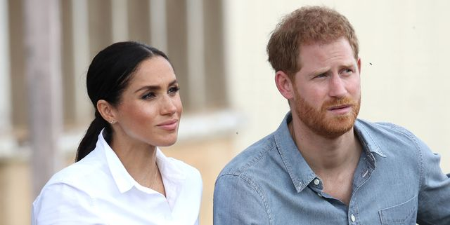 dubbo, australia   october 17  prince harry, duke of sussex and meghan, duchess of sussex visit a local farming family, the woodleys, on october 17, 2018 in dubbo, australia the duke and duchess of sussex are on their official 16 day autumn tour visiting cities in australia, fiji, tonga and new zealand  photo by chris jackson   poolgetty images