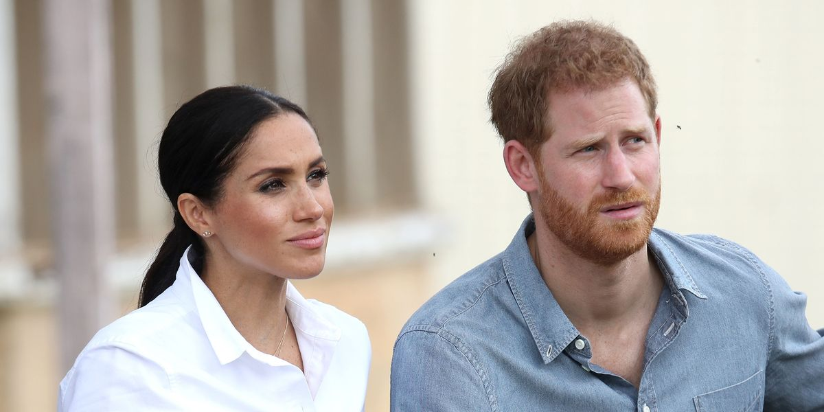 """Meghan Markle And Prince Harry Are Dealing With """"Unimaginable"""" Levels of Intrusion"""