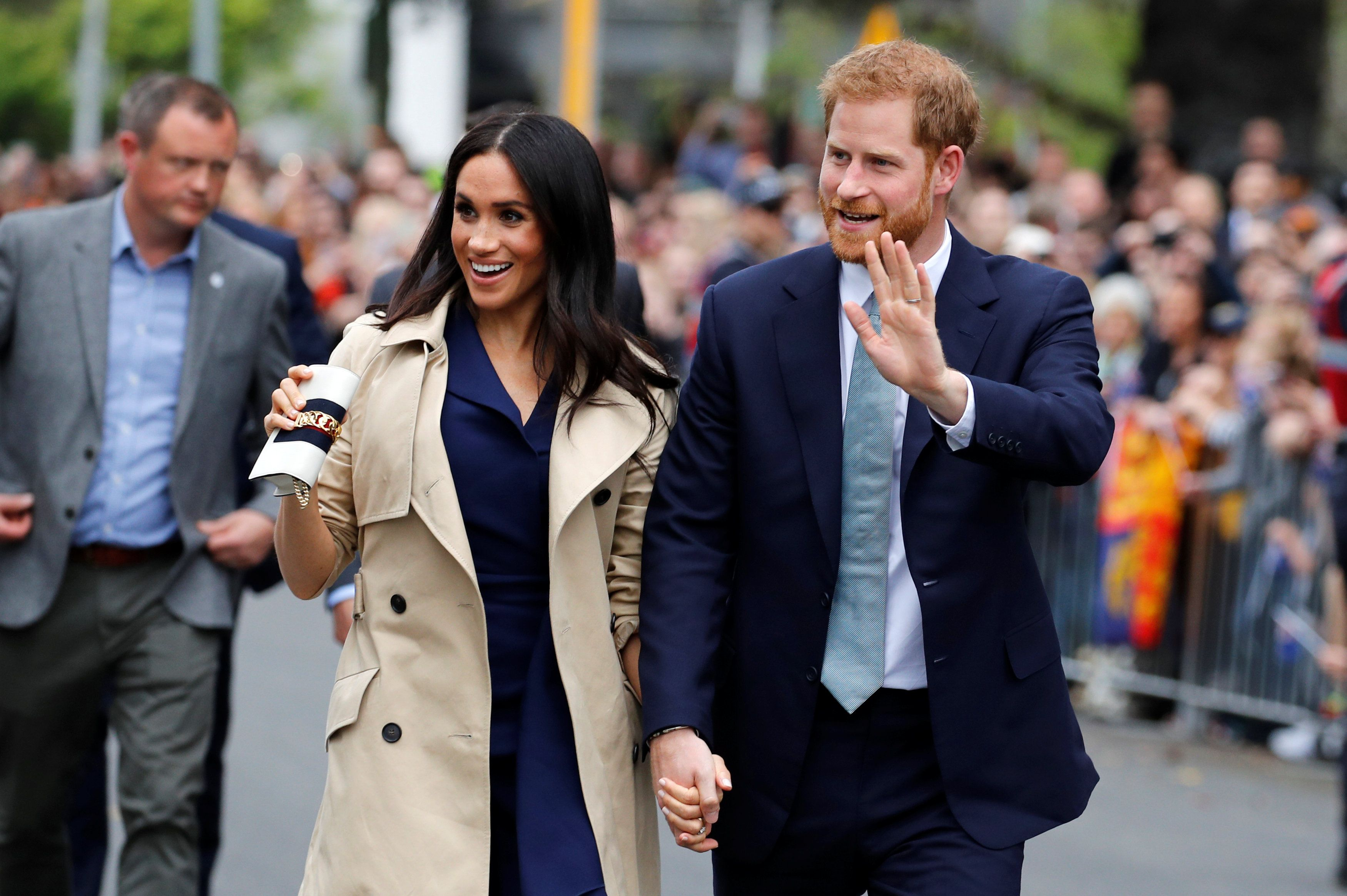 Prince Harry and Meghan Markle Reportedly Wanted to Live in Windsor Castle with the Queen Instead of Frogmore Cottage
