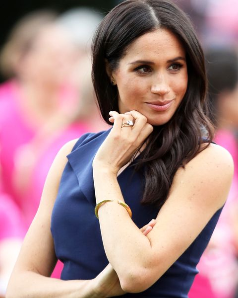 Will Meghan Markle's Real Name Be On Her Baby's Birth