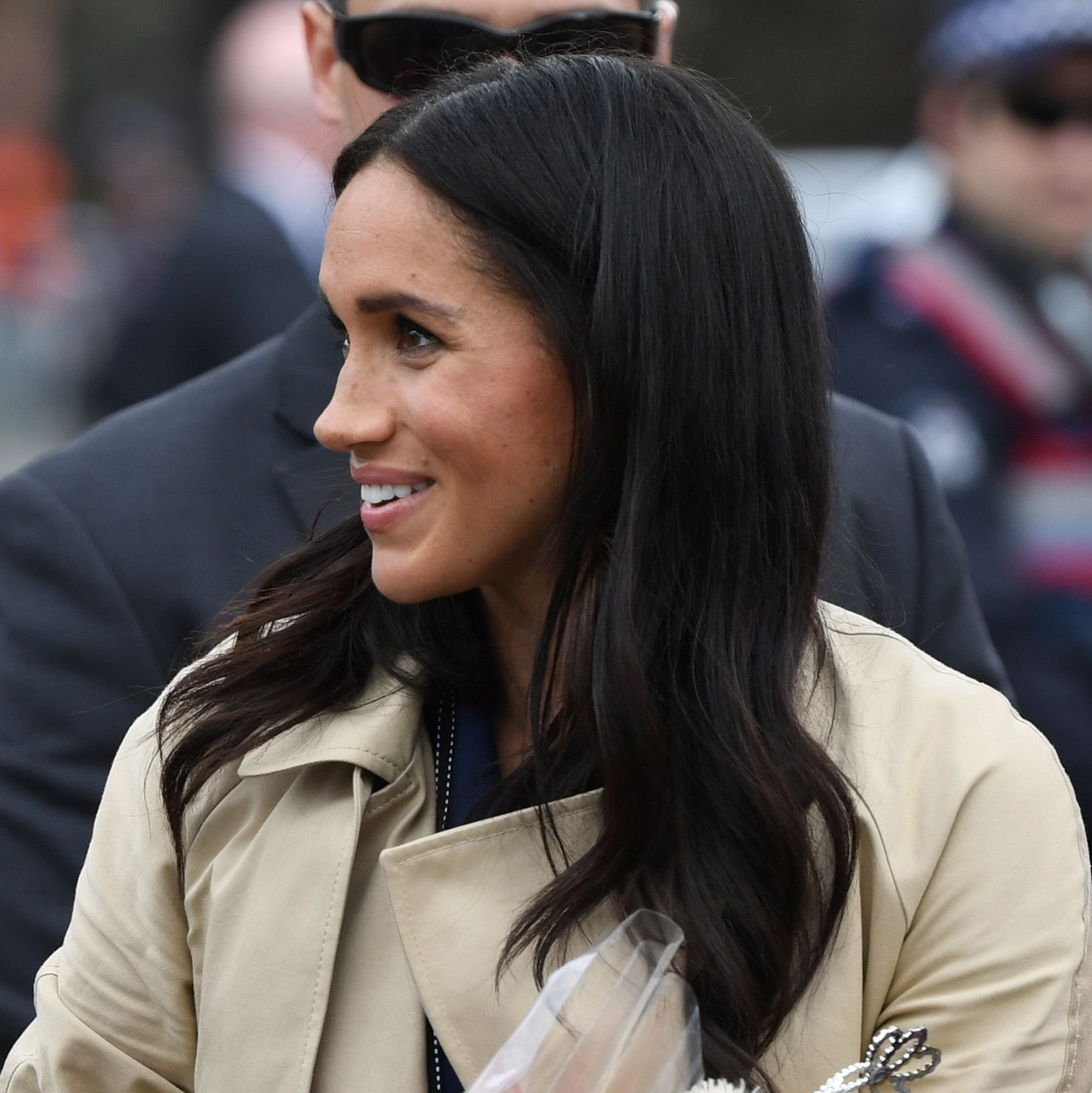 The Internet Thinks Meghan Markle Was Spotted Incognito in New York City Based on Her Coat