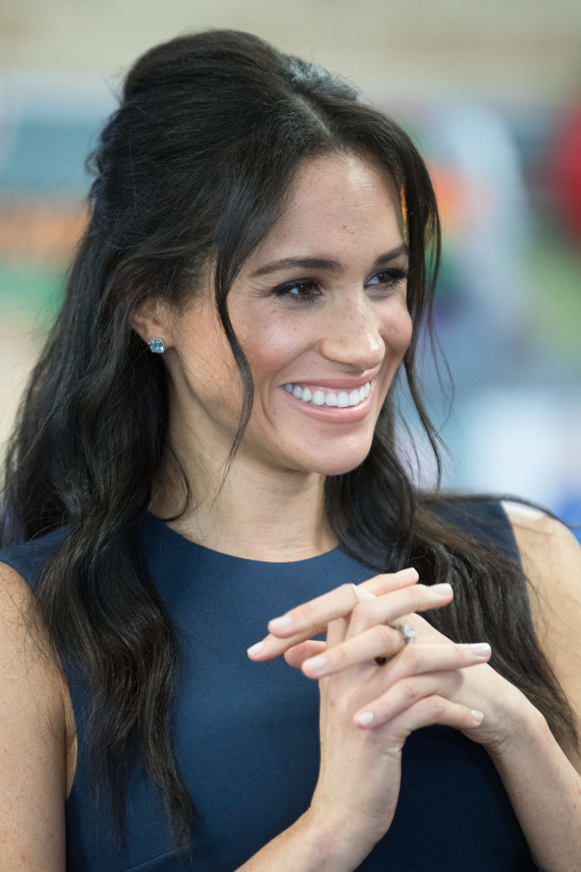 Meghan Markle Duchess Of Sussex Hair Makeup