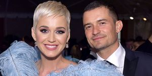 Katy Perry en Orlando Bloom