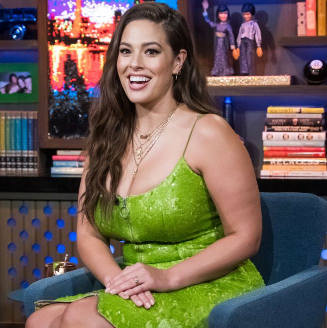 Ashley Graham Just Posted Her Sports Bra Fail To Instagram
