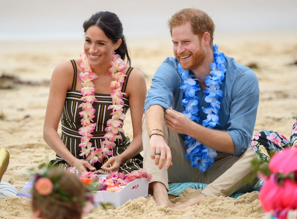 Prince Harry Reveals If He Wants a Boy or Girl With Meghan Markle