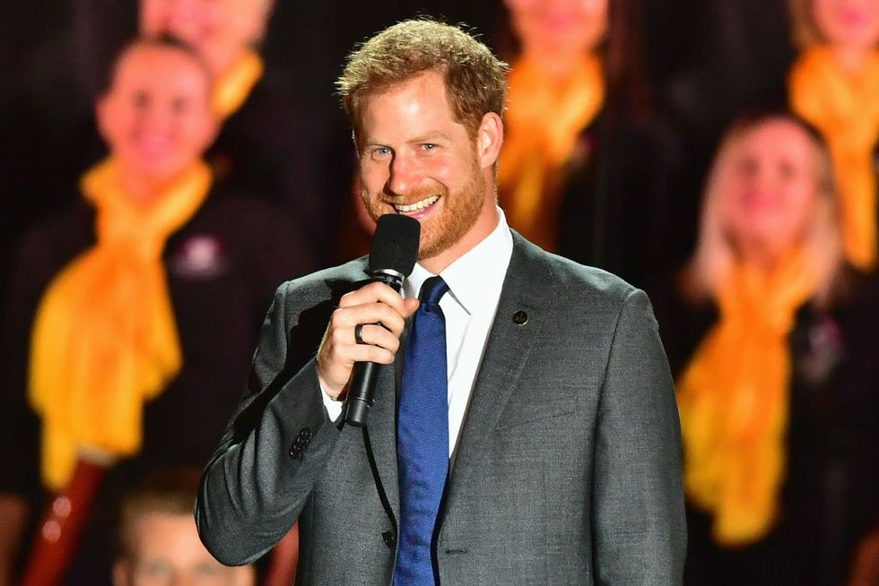 Every Heartfelt Thing Prince Harry Has Said About the Royal Baby During Australian Tour