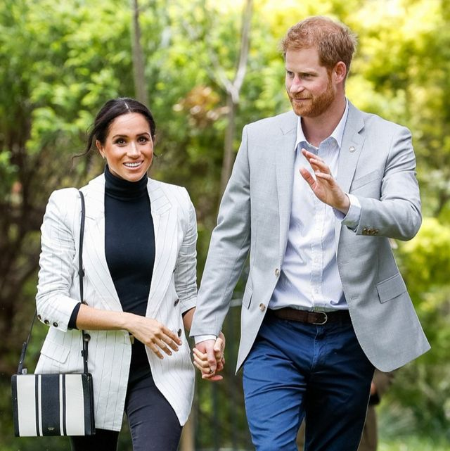 meghan markle and prince harry volunteer with former gang members at bakery
