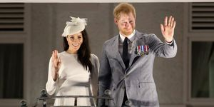 Prince Harry - last royal engagement